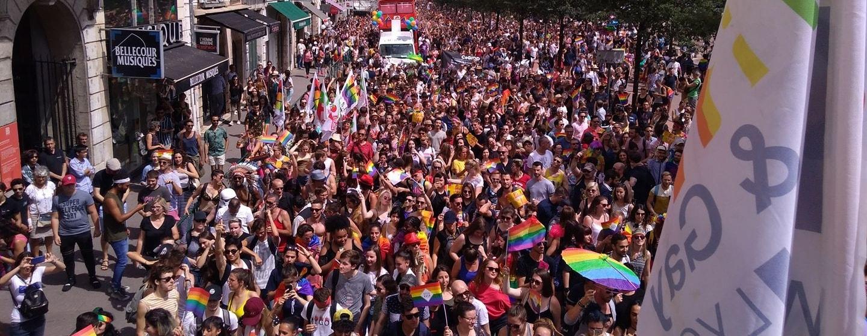 site rencontre black gay pride à Marignane