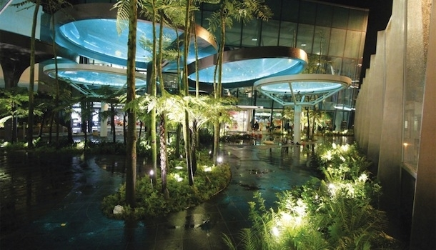 Singapour: meilleur aéroport du monde.