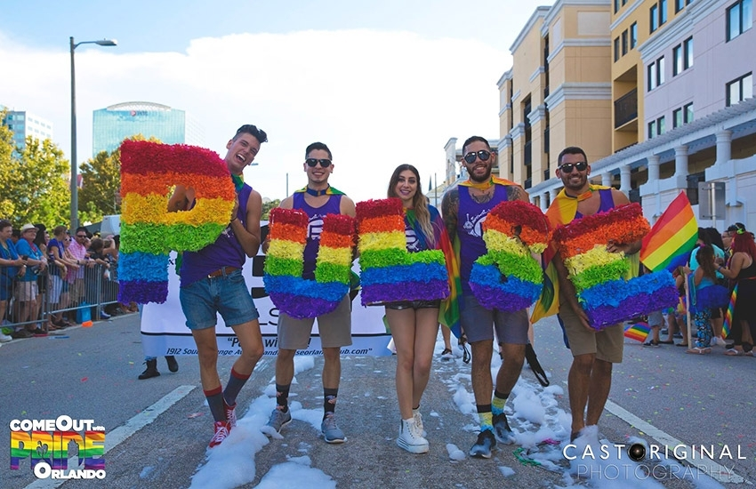 Come Out With Pride in Orlando