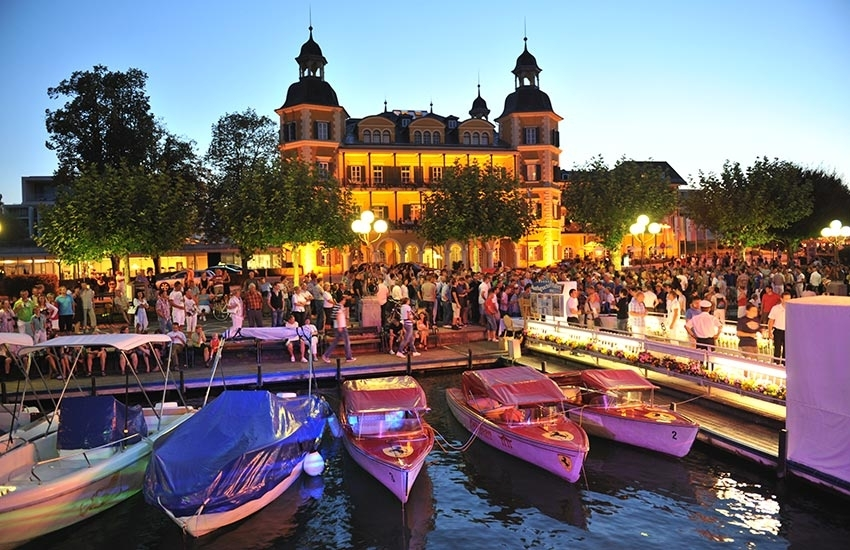 The Pink Lake Festival, the LGBT international summer event in Austria