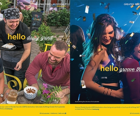 Fort Lauderdale Launches First Travel Marketing Campaign Featuring Transgender Models