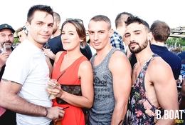 B Boat Party @ Bateau Nix Nox photo 21/26