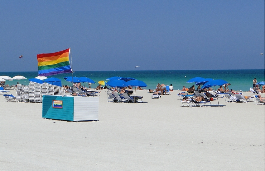 Les villes gays friendly et belles plages