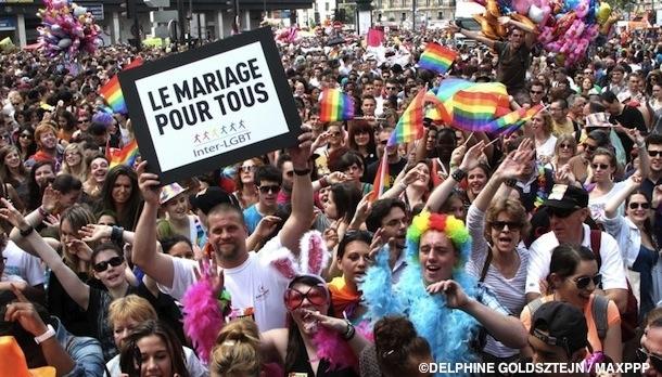 Calendrier 2013 des gay prides en France