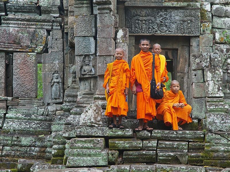 Qui aurait pu dire que le Cambodge deviendrait une destination gay friendly ?