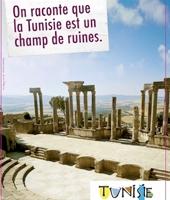 La Tunisie s'affiche avec humour et tente de relancer son tourisme !