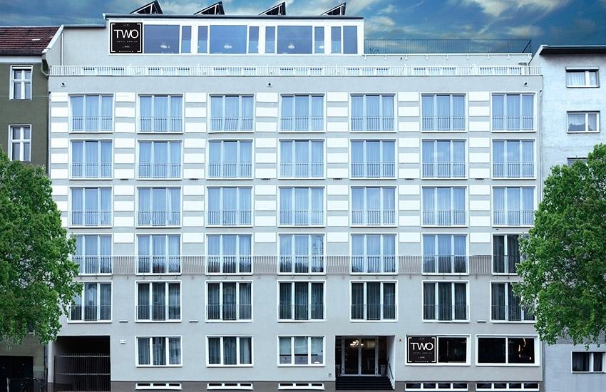 A new Axel Hotel in Berlin