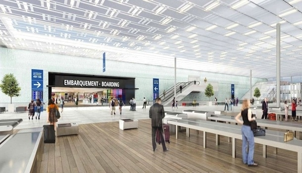 The new face of Orly airport  in 2018!