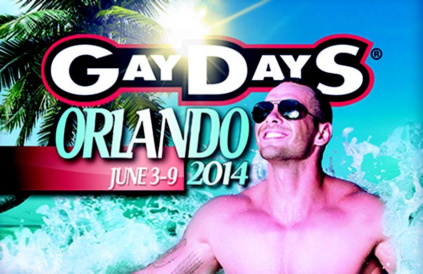 Gay Days in Orlando start tomorrow!