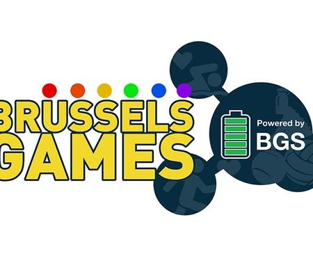 Les Brussels Games reviennent en septembre