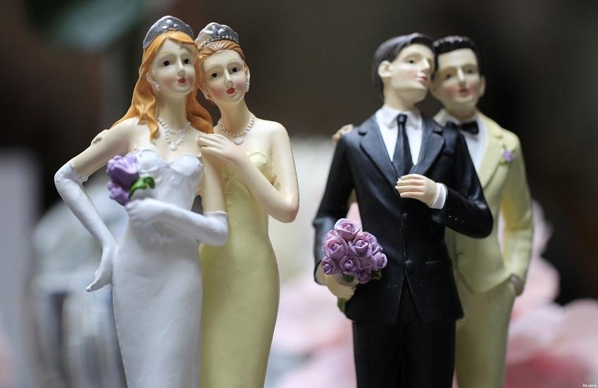 Worldpride de Toronto : record du monde de mariages gays