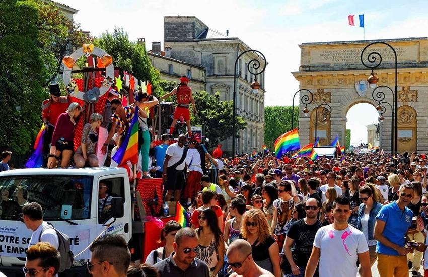 Gay Pride : La marche de Montpellier fête ses 20 ans