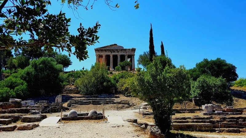Ancient Greek Agora