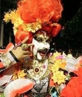 Les gays tombent le masque au Carnaval de Rio