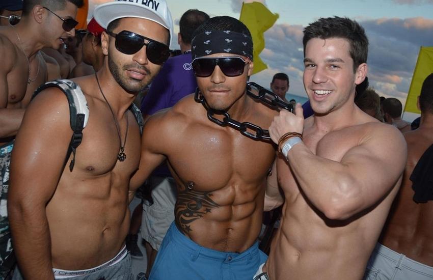 La Winter Party de Miami, quand la fête sert à quelque chose