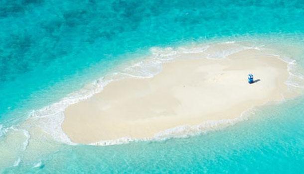 En Australie, un bureau de vote sur une île déserte !