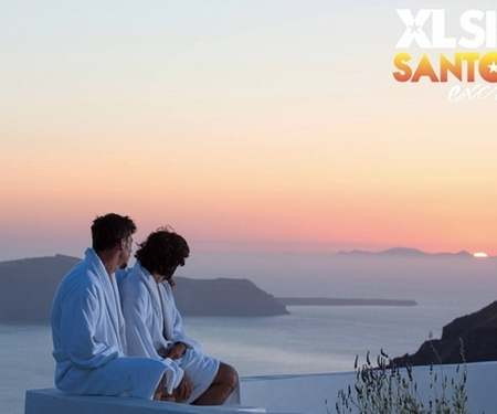 Le XLSIOR Santorin Exclusive, le premier festival gay de luxe !