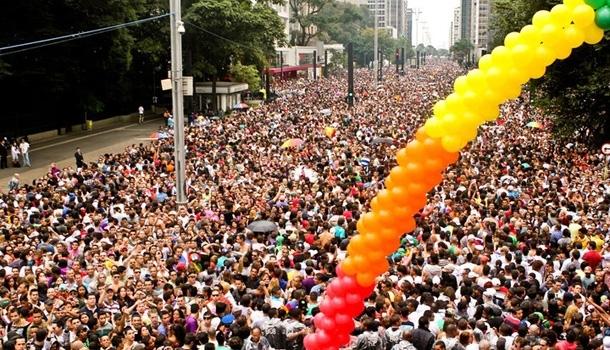 Tel Aviv, Sao Paulo, Los Angeles, Athènes et Split, tour du monde des gay prides du week-end !
