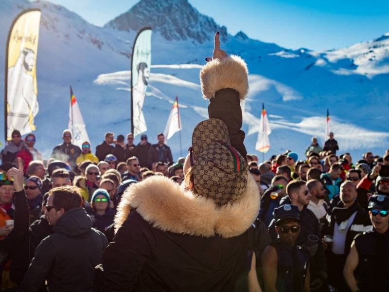 7 reasons why you should ski to European Snow Pride 2020 in Tignes