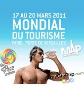 Imprimez votre pass pour le prochain Mondial du Tourisme à Paris !