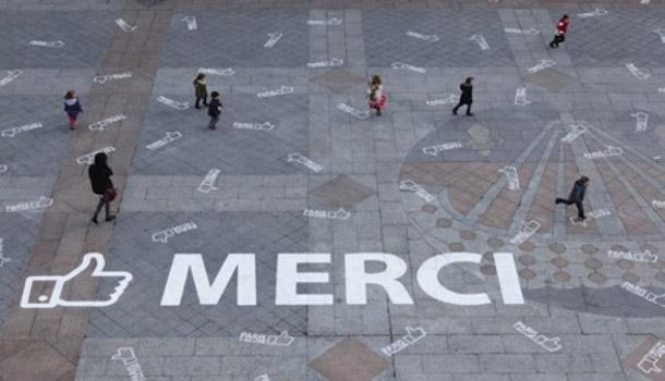 « J'aime » Paris !