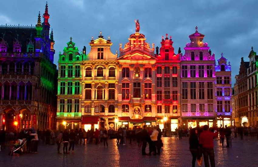 Rainbow Brussels to celebrate 20th Anniversary of Belgian Pride