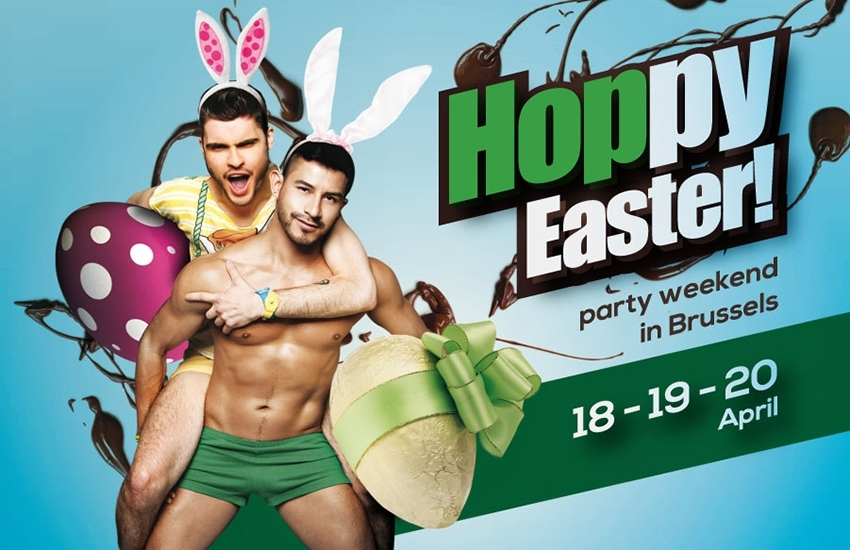 In Brussels, a XXL Démence for Easter weekend