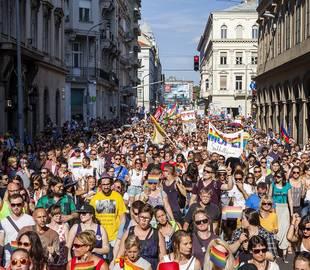 Gay Pride Budapeste