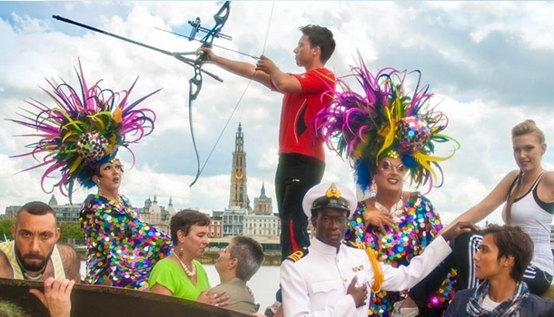 Last call before World Outgames in Antwerp!