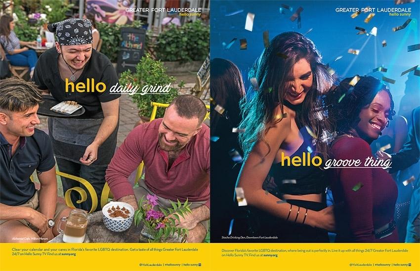 Fort Lauderdale : première campagne marketing de voyage avec des modèles transgenres