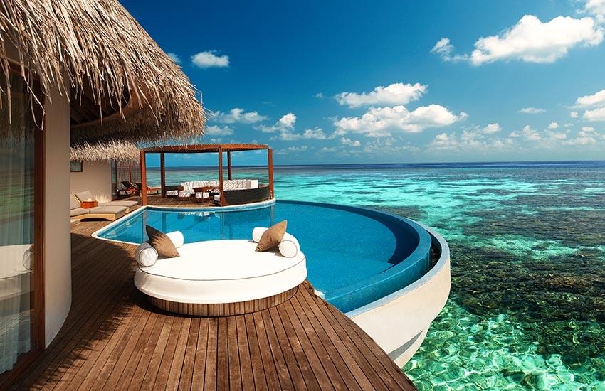 Maldives : 10 raisons de profiter du luxe du W Retreat & Spa