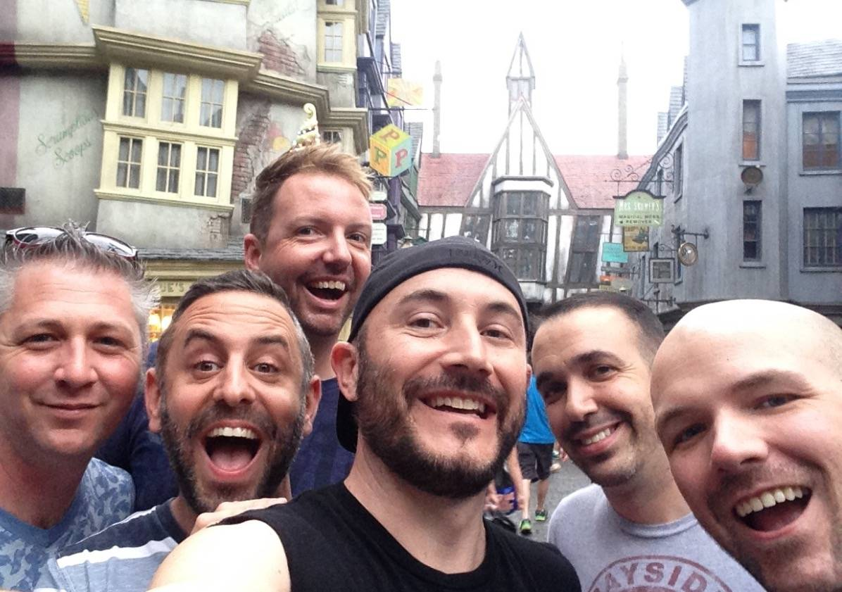 Host story Orlando: Um paraíso onde pode ser você mesmo