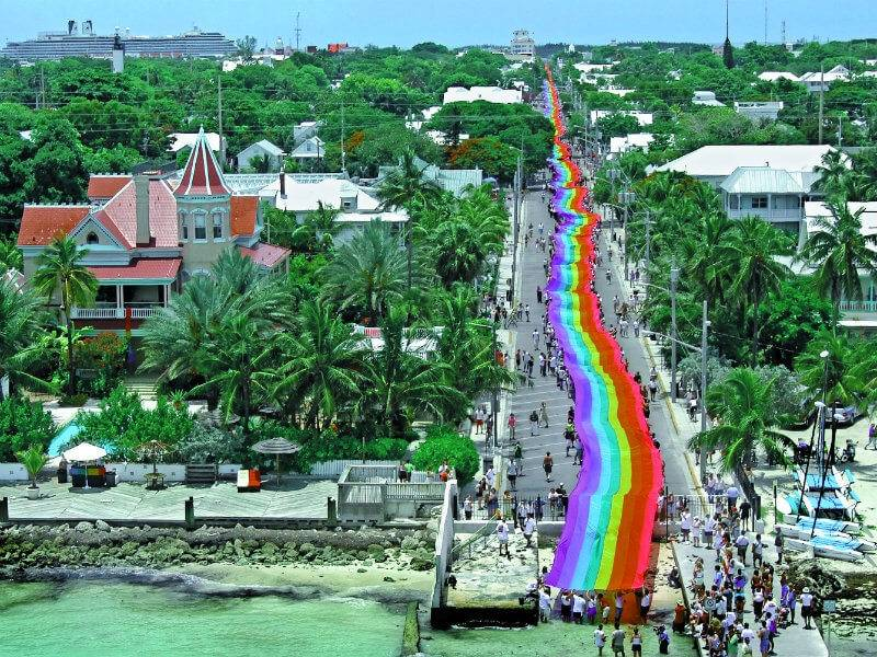 Key West, le paradis tropical LGBT des Florida Keys