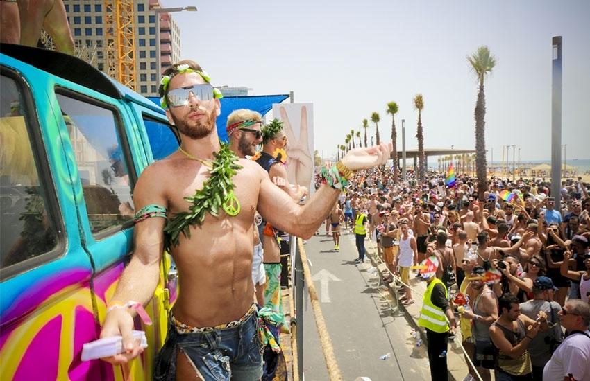 Gay Pride in Tel Aviv Celebrates Bisexuality
