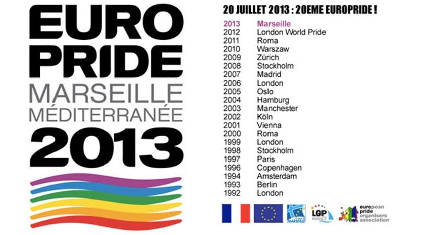 Marseille Europride 2013