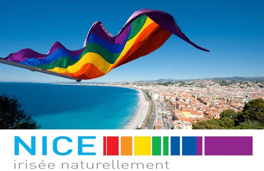 """""""Irisée"""", Nice s'ouvre à la clientèle gay"""