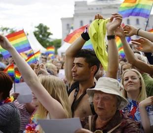 Orgulho gay de Estocolmo