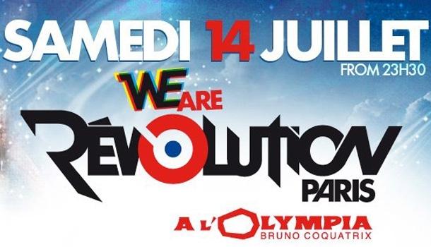 Samedi, la révolution (gay) aura lieu à l'Olympia !