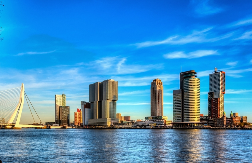 Gay European getaway: a relaxing stay in Rotterdam