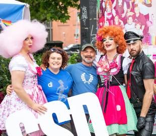 gay pride de Munich (CSD München)
