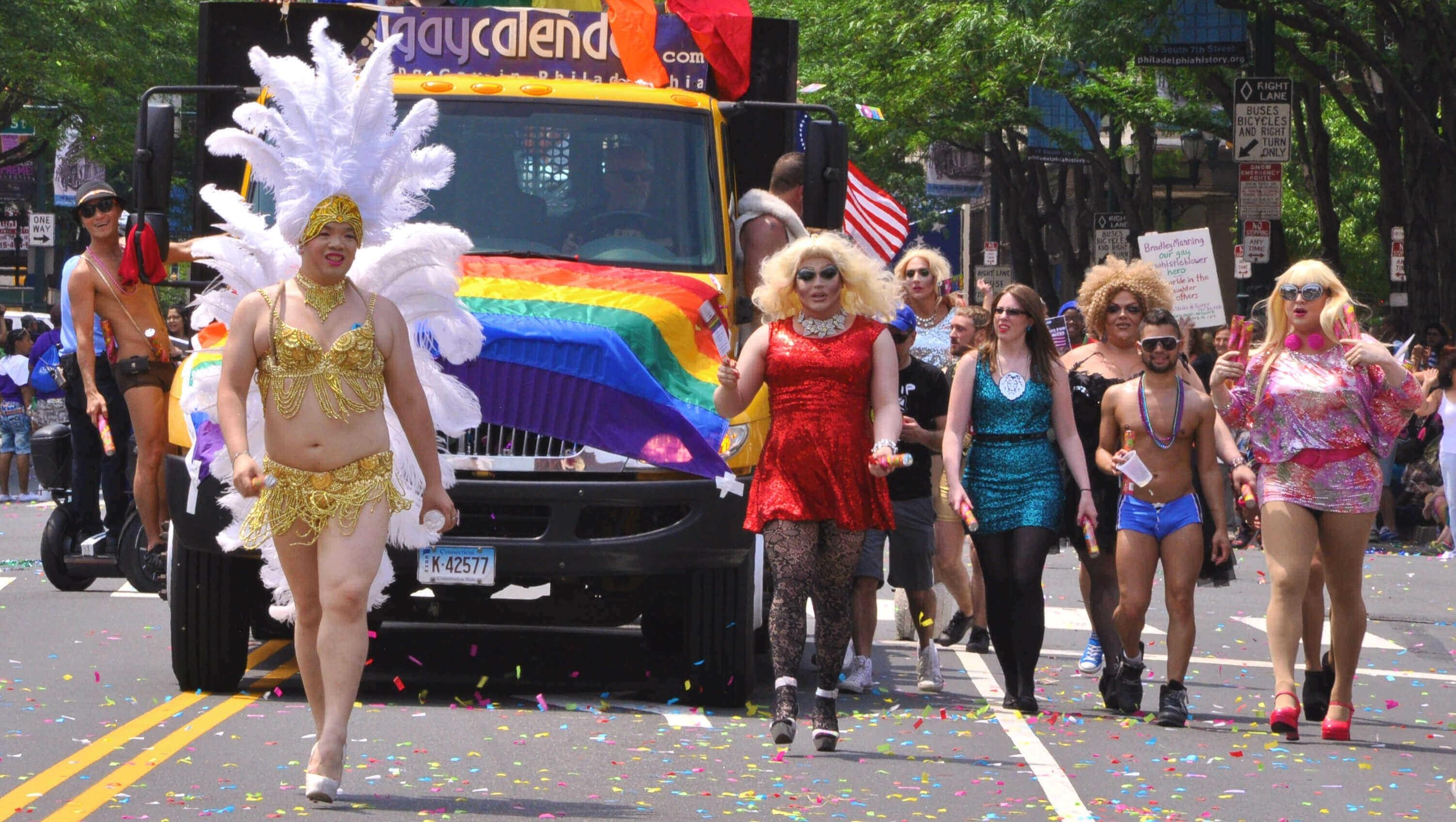 Philadelphia Gay Pride 2020: dates, parade, route - misterb&b