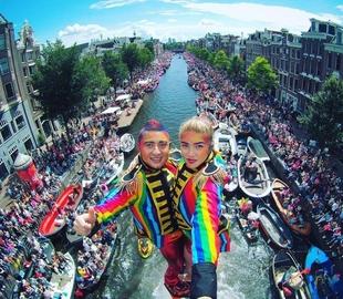 Gay Pride di Amsterdam