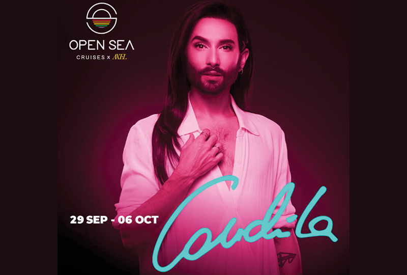 Open Sea Gay Cruise