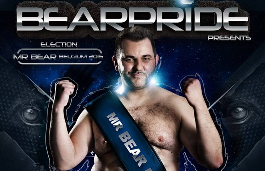 Bruxelles : la BearPride aura lieu du 16 au 19 octobre