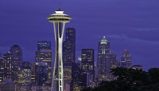 Seattle, verte et cool