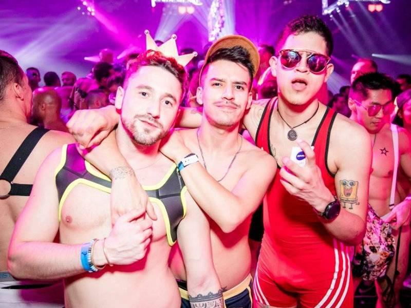Les meilleurs événements gays d'Europe cet automne