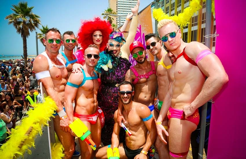Tel Aviv Pride 2016 – The pictures