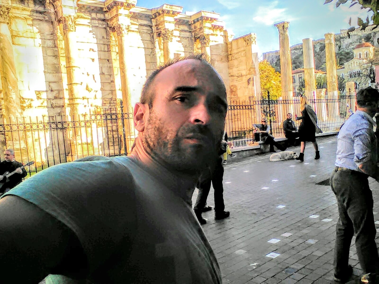Athens: Hosting memories