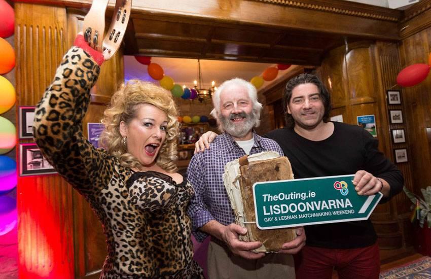 Irlande : un festival pour célibataires gays !