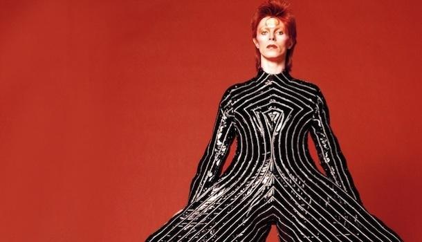 Bowie s'expose à Londres
